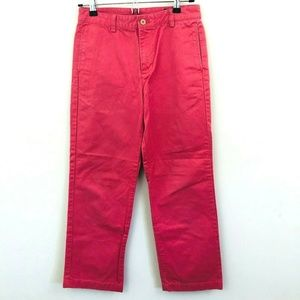 Vineyard Vines Pink Chino Pants 16